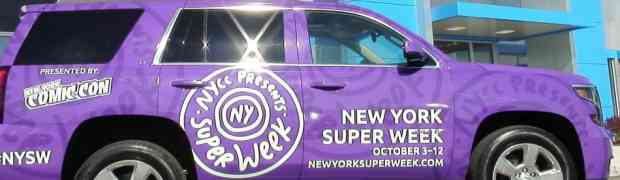 NYCC 2014: Custom Wrapped Chevrolet Cars Featuring Game of Thrones, Aliens,  Sonic the Hedgehog and More Will Bring Fans to the Biggest Pop Culture Festival  on the East Coast