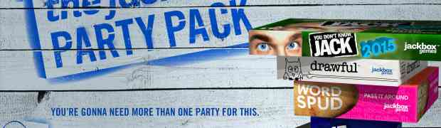 YOU DON'T KNOW JACK Studio Releases The Jackbox Party Pack for Next Gen Consoles