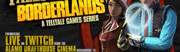 Tales from the Borderlands x Alamo Drafthouse