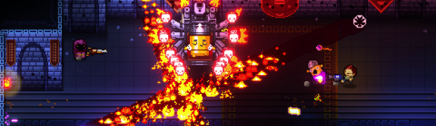 Enter the Gungeon Co-Op Feature Revealed