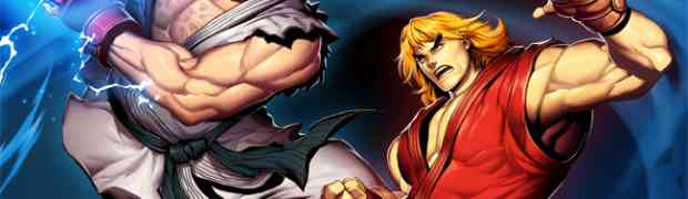Monthly Street Fighter comic books return with UDON's STREET FIGHTER UNLIMITED #1