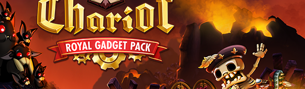 The Royal Gadget Pack - The Debut DLC for Chariot Is Out, Exclusively on Xbox One