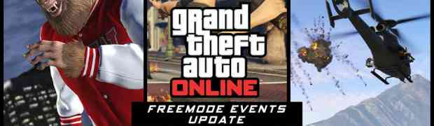 The GTA Online Freemode Events Update