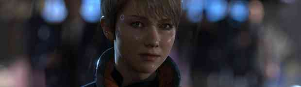 Quantic Dream's New Title - Detroit (PS4 Exclusive)