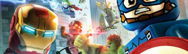 NYCC 2015: Lego Marvel's Avengers New Trailer