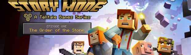'Minecraft: Story Mode' - Order of the Stone - Additional Cast Details and Hollywood Premiere Event
