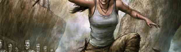 "NYCC 2015: Mariko Tamaki To Helm New ""Tomb Raider"" Series For Dark Horse Comics"