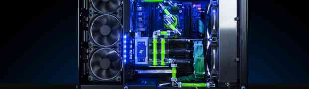 MAINGEAR Unveils RUSH, the Grown-Up Gaming Desktop Focused on Performance and Craftsmanship
