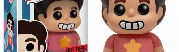 Steven Universe Funko POP! Figures Exclusively at Hot Topic