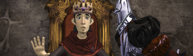 Sierra's 'King's Quest - Chapter 2: Rubble Without a Cause' Out Now in North America