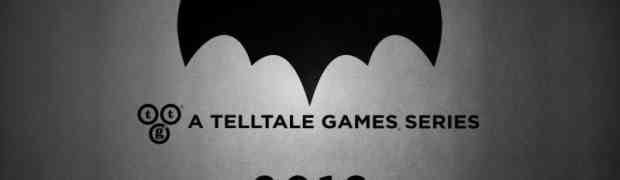 Telltale Games Series based on BATMAN premiering in 2016