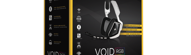 New Corsair VOID Surround Brings Advanced Gaming Audio to PC, PS4 and Xbox One