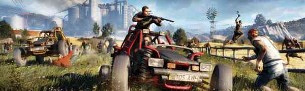 Dying Light: The Following - Enhanced Edition Drives Into Stores Today!
