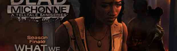 'The Walking Dead: Michonne - A Telltale Miniseries' Reaches Gripping Conclusion on April 26th