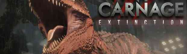 One-of-a-Kind New Dinosaur Game Mode Launches Primal Carnage: Extinction into Summer