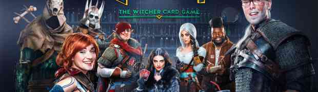 Announcing Gwent: The Witcher Card Game