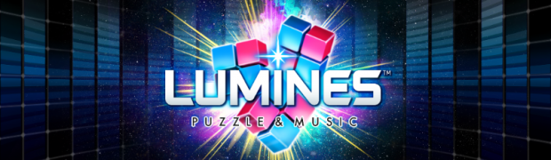 Lumines: Puzzle & Music Drops the Beat on September 1st, New Teaser Trailer Released