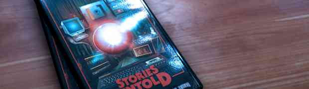 EXPERIMENTAL TEXT ADVENTURE 'STORIES UNTOLD' OUT TODAY