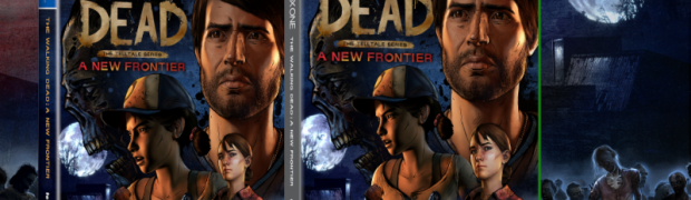 'The Walking Dead: The Telltale Series - A New Frontier'  Now Available at Retail
