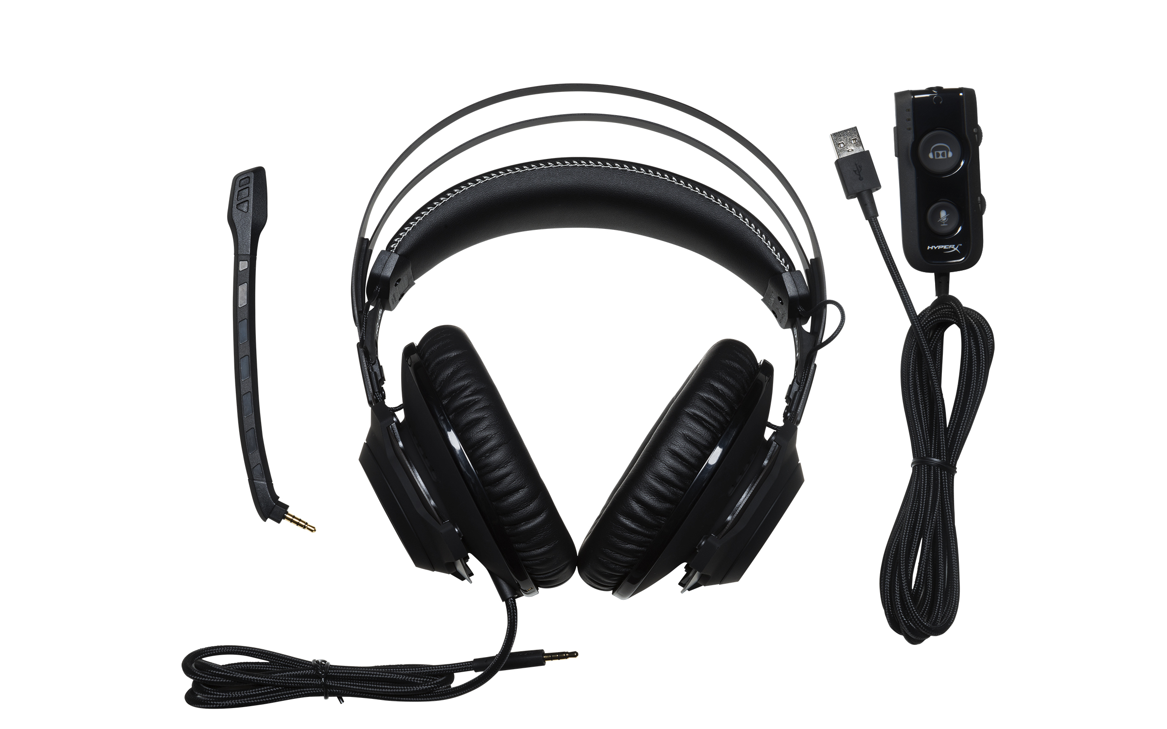 HyperX Cloud Revolver S Gaming Headset with Plug-and-Play ...
