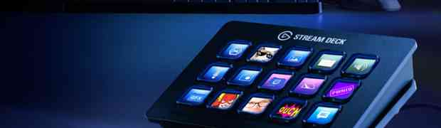 Elgato Gaming Ships Stream Deck, the Groundbreaking Live Content Tool