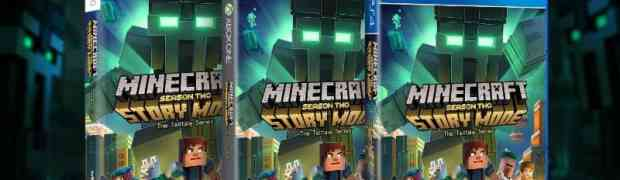 'Minecraft: Story Mode - Season Two' Now Available at Retail; Episode Three and New Languages Debut Today