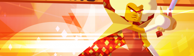 Cartoon Network Reveals Hessonite, A New Gem For 'Steven Universe: Save The Light' (PS4, X1)