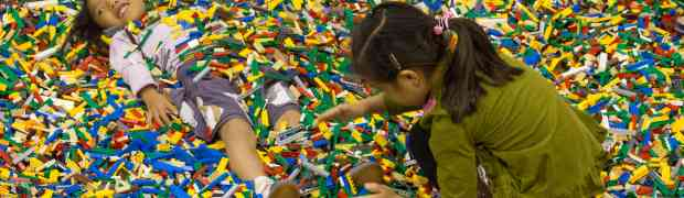 LEGO LIVE Coming to NYC