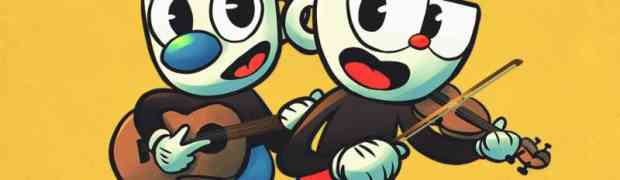 Cuphead Gets Arrangement Album Pluckhead by String Player Gamer