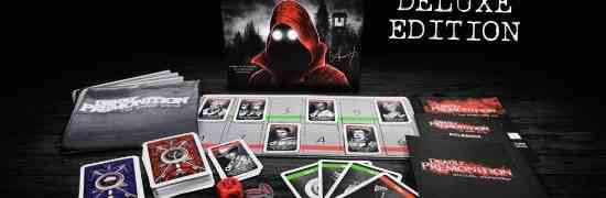 DEADLY PREMONITION: THE BOARD GAME TO RELEASE ON AMAZON.COM JANUARY 31
